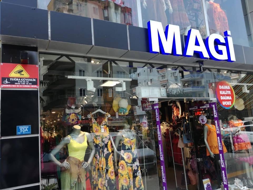 Madonna Giyim - Silifke
