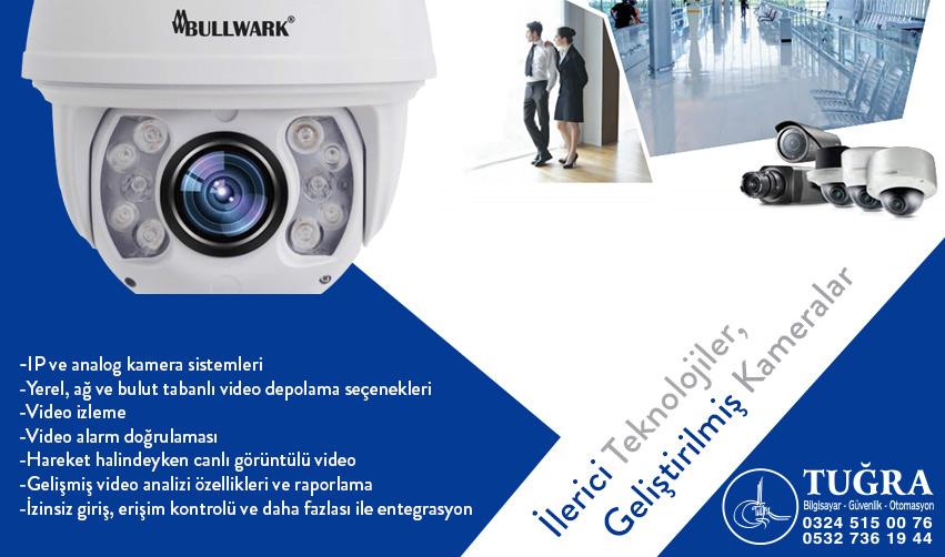 CCTV Video Güvenlik Sistemleri