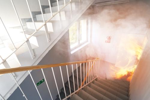 duman kontrol ve tahliye sistemleri